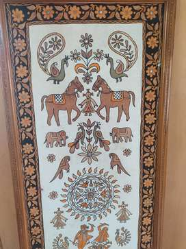 Elegent Hand made Kutch embroidery Antique photo frames