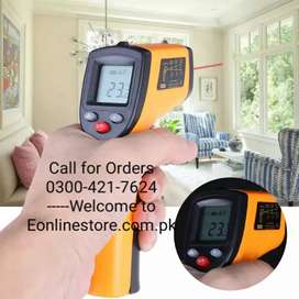 GM320 LCD IR Infrared Thermometer BSIDE Non- Digital Pyrometer Tempera