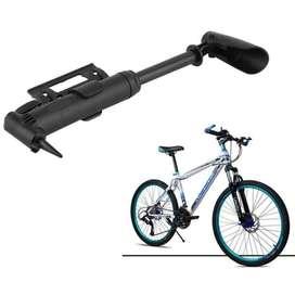 Pompa Sepeda Portable free adaptor Pentil Sepeda Bola Balon