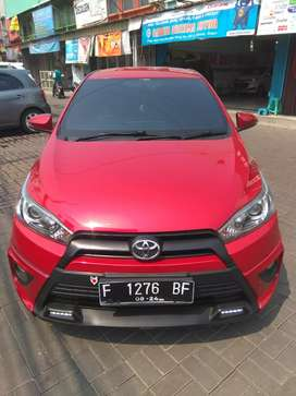 Toyota new yaris S trd at th 2014