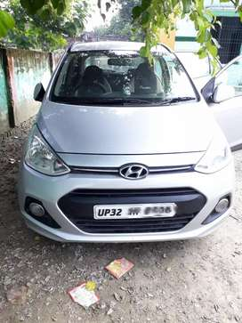 Grand i10 Asta silver colour  in perfect and newlike  condition