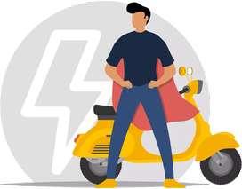 Rapido biker job