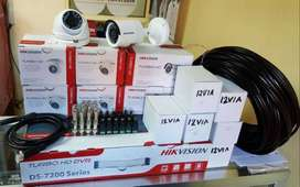 Home CCTV Camera System | with Installation service throughout Karachi