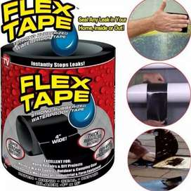 Flex Tape Isolasi Lakban Anti BOCOR Super Kuat Rubberized Waterproof