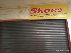 Dijual 1 unit kios Uk.  3x3,  di lantai 1 Plaza Ramayana Pekanbaru