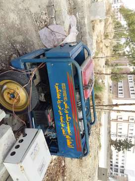 10 k toyota motor engine 3 month used at site