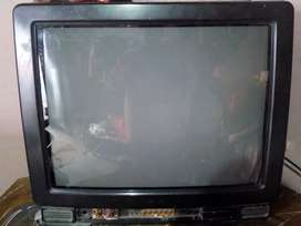 "BPL 21"" inch color TV"