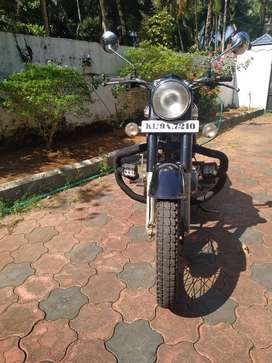 90 model Enfield with Good condition and New tyres