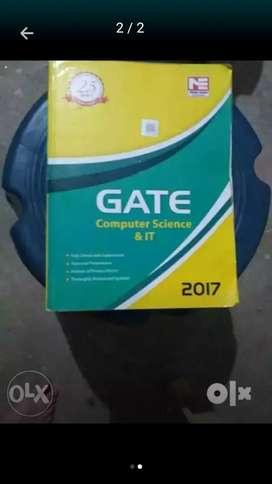 Book for GATE EXAM