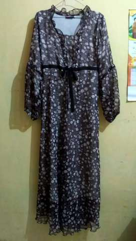 Maxi dress / gamis all size