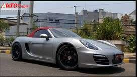 Porsche Boxter 2.7 Km 11Rb Sport Chrono 2013 Full Spec !!