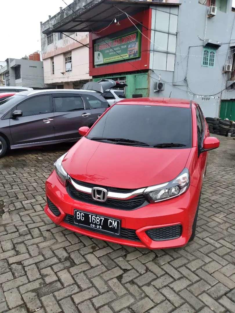 Honda new brio thn 2020 km 2rb like new 0