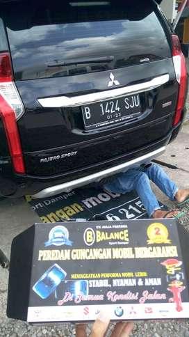 Sdh Bersertifikat jd TERJAMIN! BALANCE DAMPER Peredam Guncangan Mobil