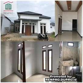 Baitussalam - Sewa Rumah Baru 3 KT 2 KM Cocok Utk Keluarga Lok A.Besar