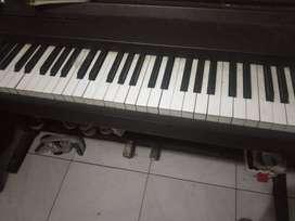 Piano digital kawai tipe-250 rusak