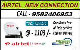 AIRTEL DTH NEW CONEECTION