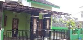 Rumah sewa murah semi isian dekat kampus UMY bantul