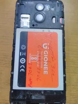 Gionee x1 model dec.2017