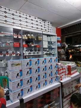 PAKET CCTV MURAH 2 MP TURBO HD NBP DAHUA HILOOK N HIKVISION