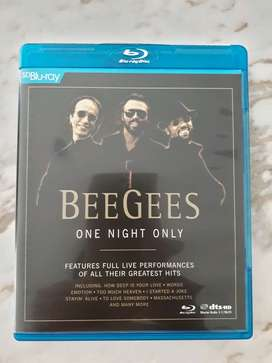Preloved Bluray Disc Original Music Movie Bee Gees One Night Only