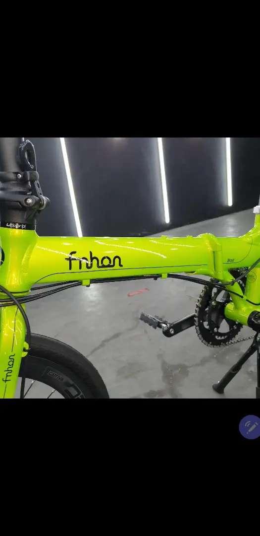 FnHon Blast 2020 lime green met On kinclong 0