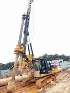 Ready Rotary Drilling Rig Alat Bor Produk Terbaru Di Gresik