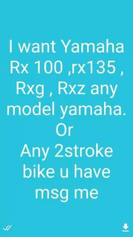 Yamaha Rx100 , Rx 100 , Rx135 , rx 135 , Rxg ,rx g , Rxz , rxz