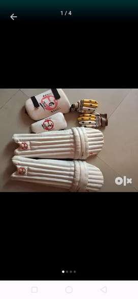 A one condition SG cricket kit