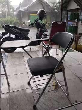 Meja kursi lipat wk