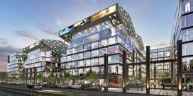 Showroom with Pre-Leased & Non-Preleased for Sale in Bopal