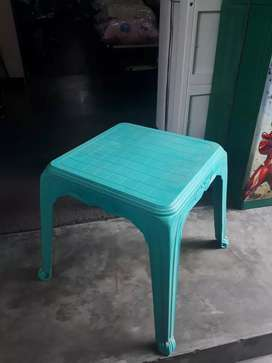 Meja plastik napolly murah area jogja (est)