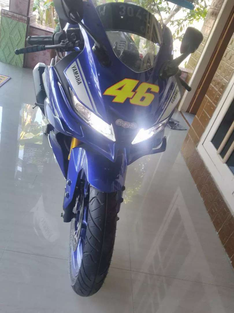 Yamaha Yzf R15 thun 2017 0