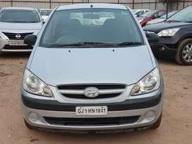 Hyundai Getz Prime 1.1 GVS Option, 2007, Petrol
