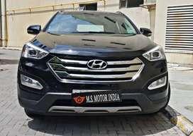 Hyundai Santa Fe 2 WD AT, 2016, Diesel