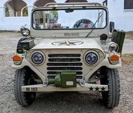 Jeep ford mutt m825