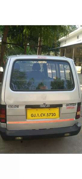 Maruti Suzuki omni van is good condition