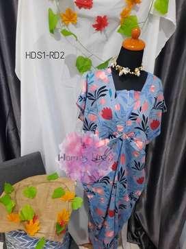 Homey dress busui