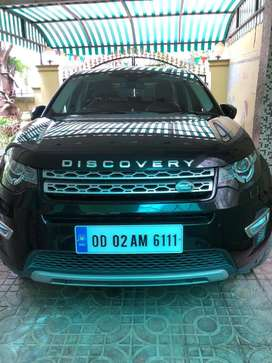 Landrover Discovery sports