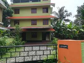 Aluva kalamasery combanipady second floor apartment rent