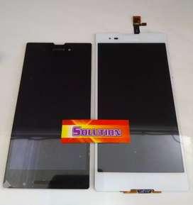 Lcd Touchscreen Sony T3