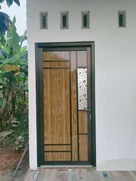 Kisen pintu jendela aluminium