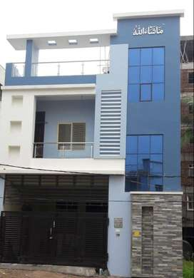 3 BHK Semi Furnished family flat for rent on ground floor