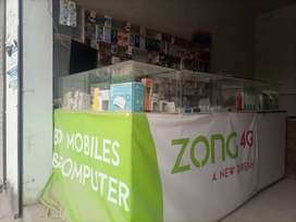 3D Mobile and Computer shop