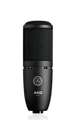 AKG Condenser Microphone Mic New