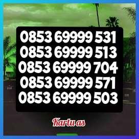 Nomor cantik kartu as
