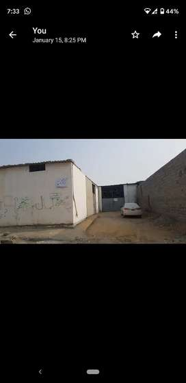 Ware house 220 square yard mehran town
