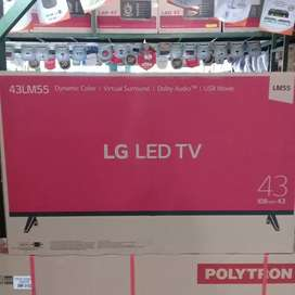 TV led LG 43in 43LM 5500PTA