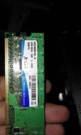 SONY DVD reader N Writer and Adata 2gb ddr 2 ram