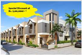 HURRY RS. 200000* ON READY TO MOVE 3BHK DUPLEX#GALAXY#WAGHODIA ROAD