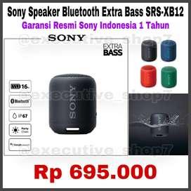 Sony Speaker Bluetooth Extra Bass SRS-XB12